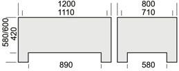 Model 1090 F