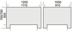 Model 1091 F