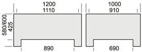Model 1092 F