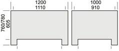 Model 191 F