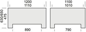 Model 1063 F