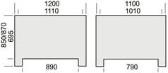 Model 1085 F