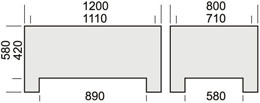 Model 1090 P