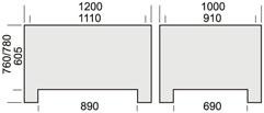 Model 1091 P