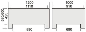 Model 1092 P