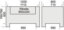 Model 1089 CA