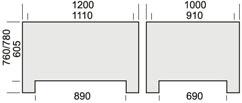 Model 1091 C