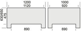 Modell 1163 C